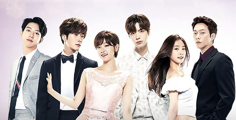 Review – Cinderella and the Four Knights | subtitledreams