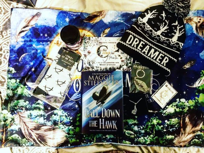 Image result for call down the hawk owlcrate